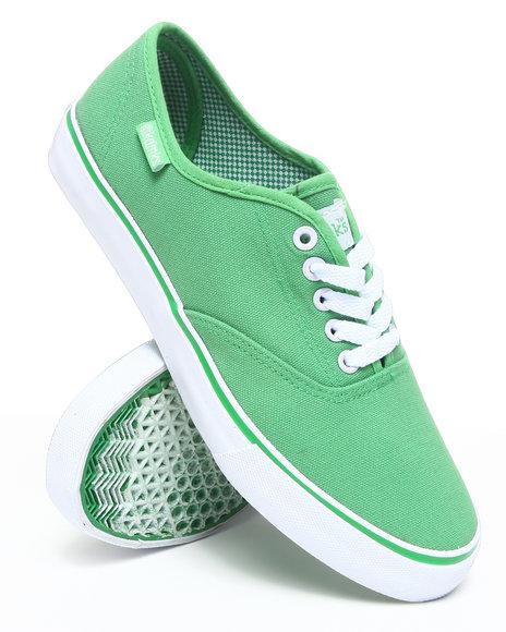 Akademiks Men Green Akademiks True Classic Sneaker