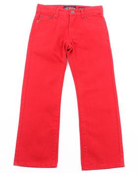 Lucky Brand - La Brea Cooper Slim Twill Jeans (8-20)