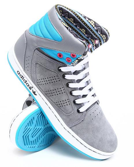 Adidas Men Grey Adi High Ext Sneakers