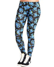 The Sale Shop- Women - Cluster Floral Leggings
