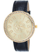 Jewelry - AB Round Face Band Watch