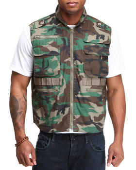 DRJ Army/Navy Shop - Rothco Authentic Ranger Vest