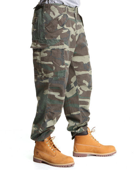 DRJ Army/Navy Shop - Rothco Vintage M-65 Cargo Field Pants