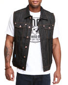 Buyers Picks - Color Raw denim Vest