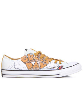 Converse Premium - Chuck Taylor All Star Green Day Dookie Classic Print Sneakers