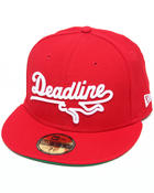 Buyers Picks - Deadline Sports Logo New Era Fitted Cap