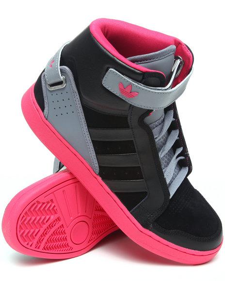 Adidas Men Black,Pink Ar 3.0 Sneakers