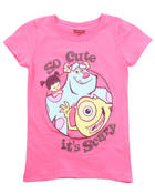 T-Shirts - SO CUTE, IT'S SCARY TEE (4-6X)