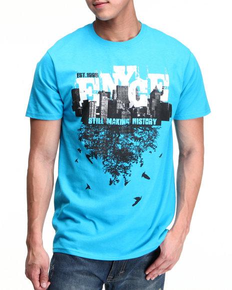 Enyce Men Blue Making History T-Shirt