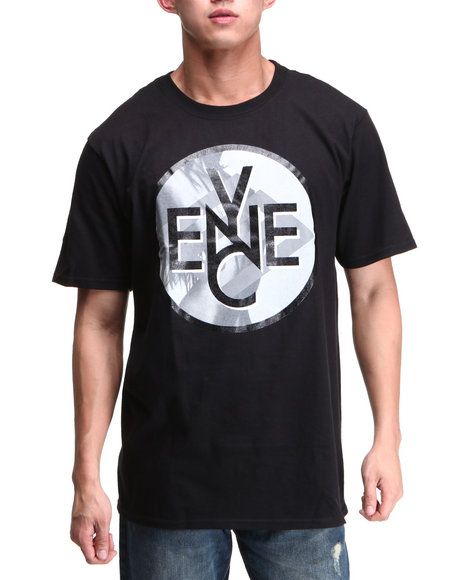 Enyce Men Black Are You Serious T-Shirt