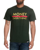 Filthy Dripped - Money Over Everything T-Shirt