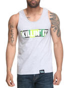 Filthy Dripped - Killin it Camo Tank