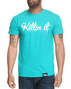 Filthy Dripped - Killin It Script T-Shirt