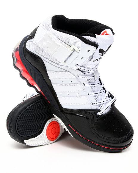 Adidas Men Black,Red,White Mega Softcell Hi