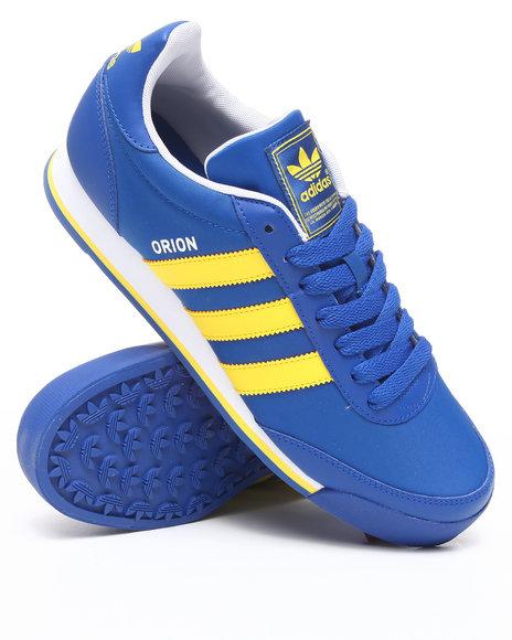 Adidas Men Blue Orion 2 Nylon Sneakers