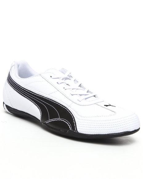Puma Men White Alsten Iii L Sneakers