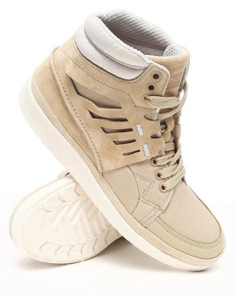 Puma Men Khaki The Bharrington Mid Sneakers