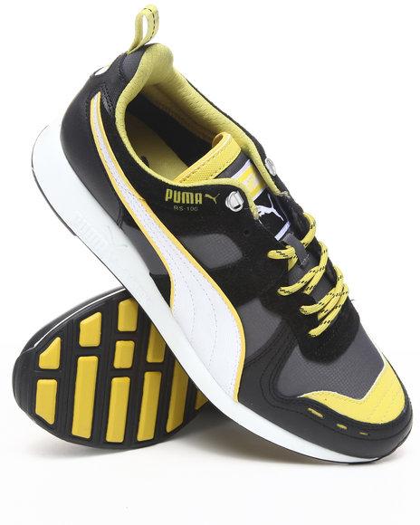 Puma Men Black Rs 100 City Sneakers