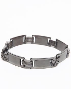 DRJ Jewelry Shoppe - Cabron Stainless Steel Bracelet