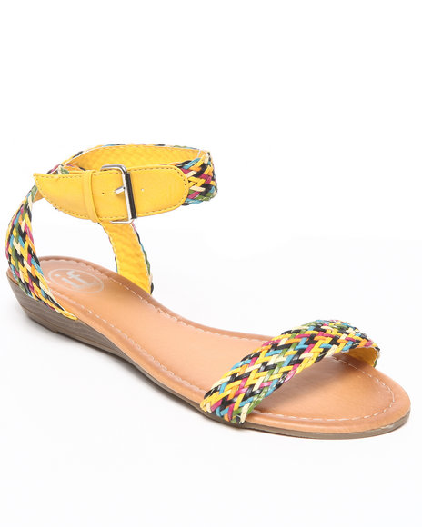 Fashion Lab Multi Sandals
