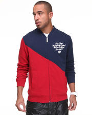 Play Cloths - Sliced Varsity jacket
