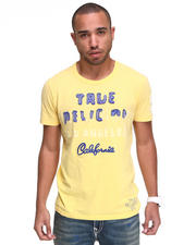 True Religion - Chainstitch Tee