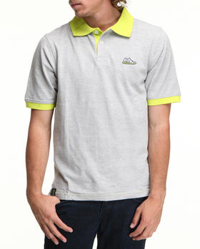 Akademiks - Laced Pique Polo Shirt