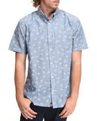 The Skate Shop - Anderson Signature S/S Oxford Button-down