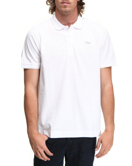 Lacoste - Men  S/S Super Light Semi Fancy Polo
