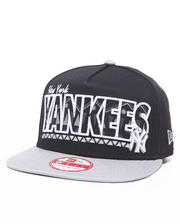 Accessories - New York Yankees Team Tribal A-Frame strapback hat
