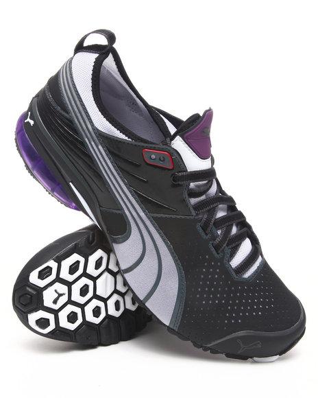Puma Men Black Toori Run C Sneakers