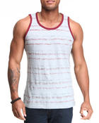 Men - Highrise Trim Tank top top