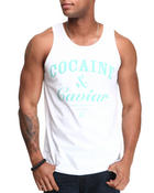 Crooks & Castles - Cocaine & Caviar Tank