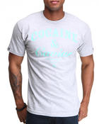 Crooks & Castles - Cocaine & Caviar T-Shirt