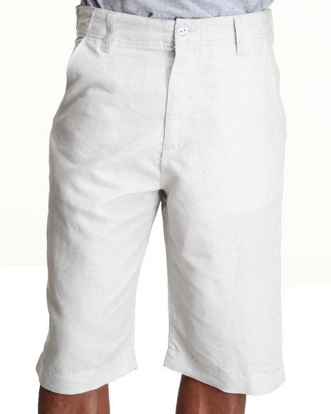 Rocawear Men Grey Break Into Spring Shorts