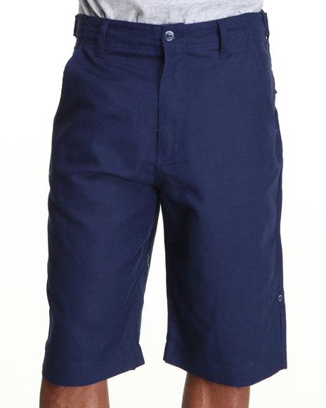 Rocawear Men Blue Break Into Spring Shorts
