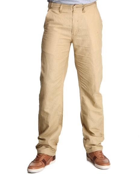 Rocawear Men Khaki Break Into Spring Pants