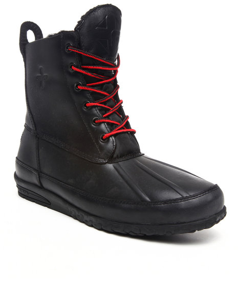 Psyberia Black Mudguard Boot