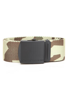 10.Deep - Perfect Timing Geo Camo Pattern Belt