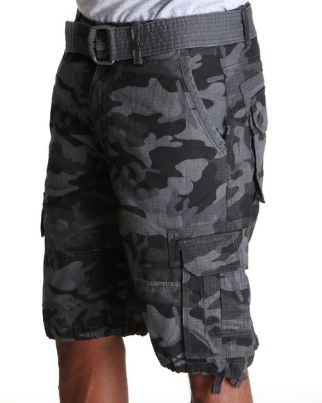 Buyers Picks Men Camo,Grey Jordan Craig Ultimate Camo Shorts