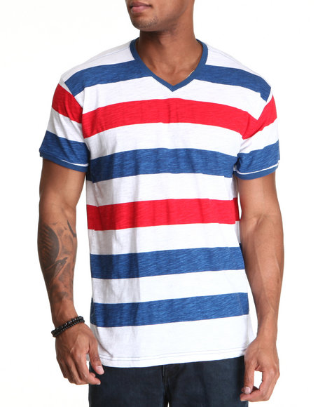 Red White And Blue Mens Shirts Is Shirt