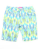 Girls - TRIBAL PRINT SHORTS (7-16)