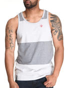 Shirts - Core Collection Striped Tank Top