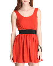 Women - Molly Skater Dress w/zipper