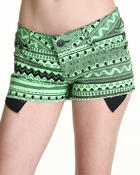"Shorts - Tribal 3"" Short w/print"