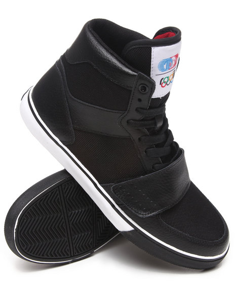 Radii Footwear Black Sneakers