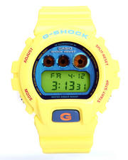 G-Shock by Casio - Limited Edition DW6900 Yellow Polarization Color