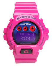 G-Shock by Casio - Limited Edition DW6900 Raspberry Polarization Color