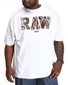 IMKING - RAW Tee (B&T)