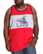 LRG - South Sider Tank Top (B&T)